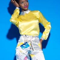 Queen E. Collection SS'15 - Kades Mode - #StyledbyKade #KMCreative - KM Creative - Look - (3)